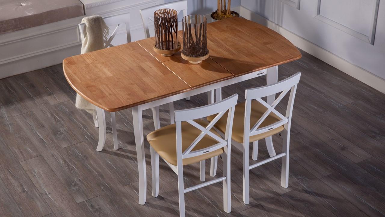 Basic Kökbord och Stol