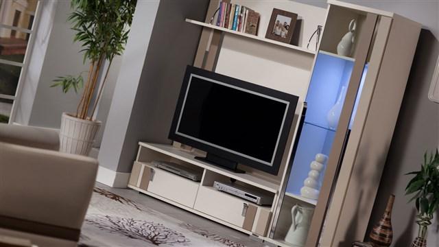 Kayra Tv Bänk Hyllsystem