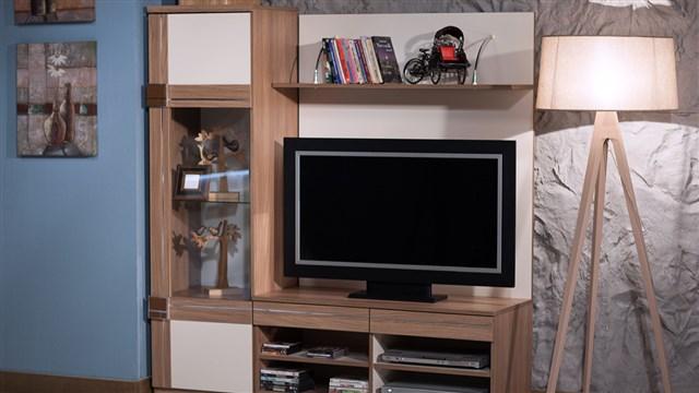 Vesta Tv Bänk Hyllsystem